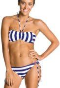 Roxy Bandeau Bikini Damen